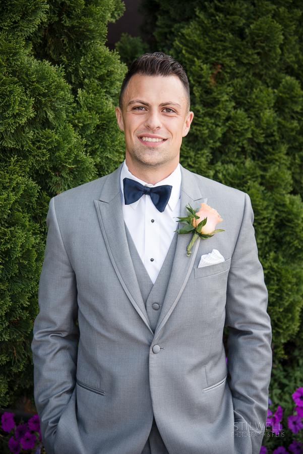 Groom Portrait Hudson Valley Wedding Photography