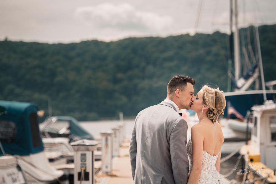 Hudson River Wedding Photographer