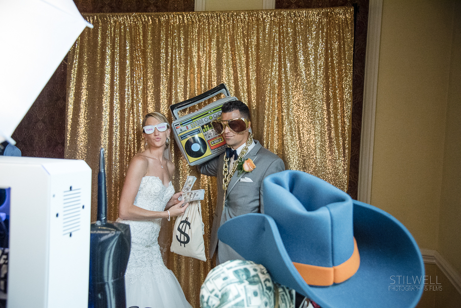 Photobooth Poughkeepsie NY Wedding