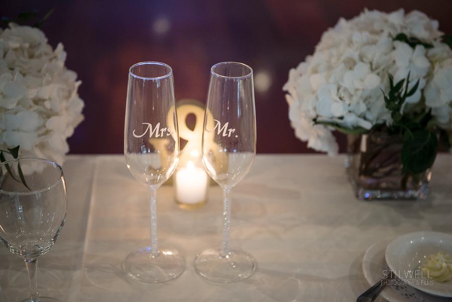 Reception Details Wedding Poughkeepsie