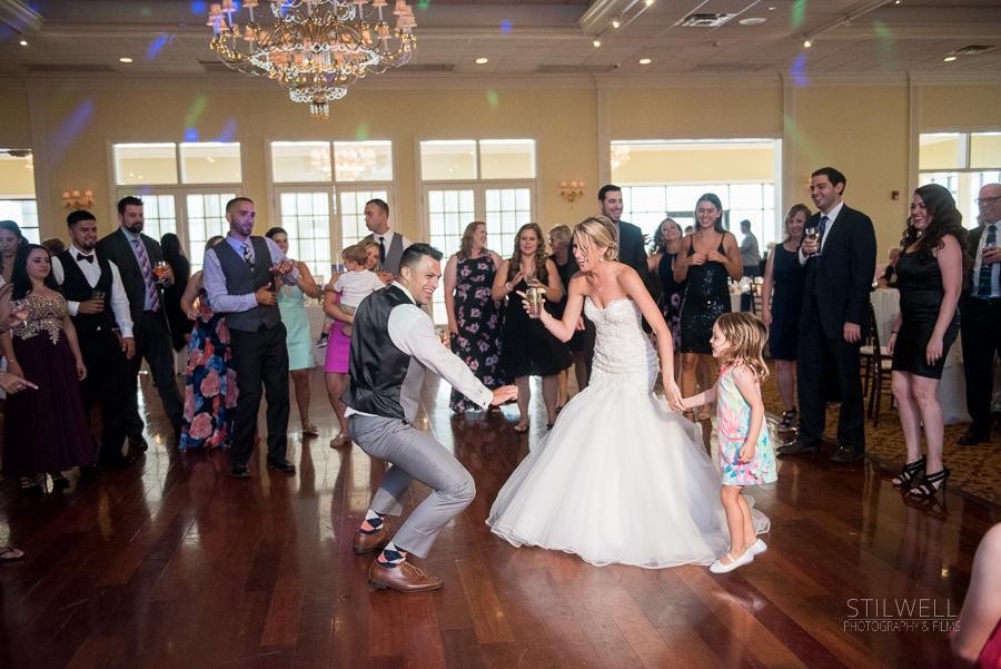 The Grandview Poughkeepsie Wedding Reception
