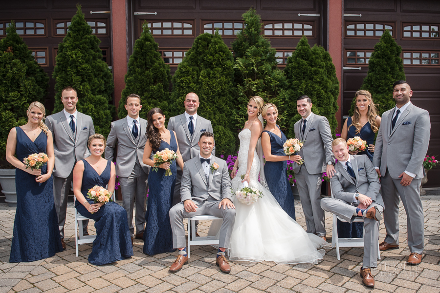 Wedding Party The Grandview NY