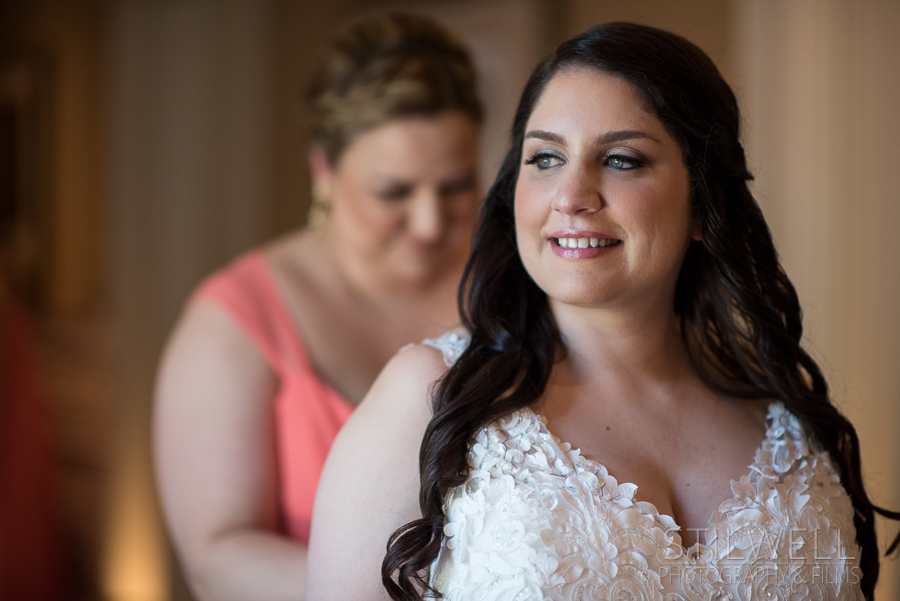 Bride Photography VIP Country Club Wedding