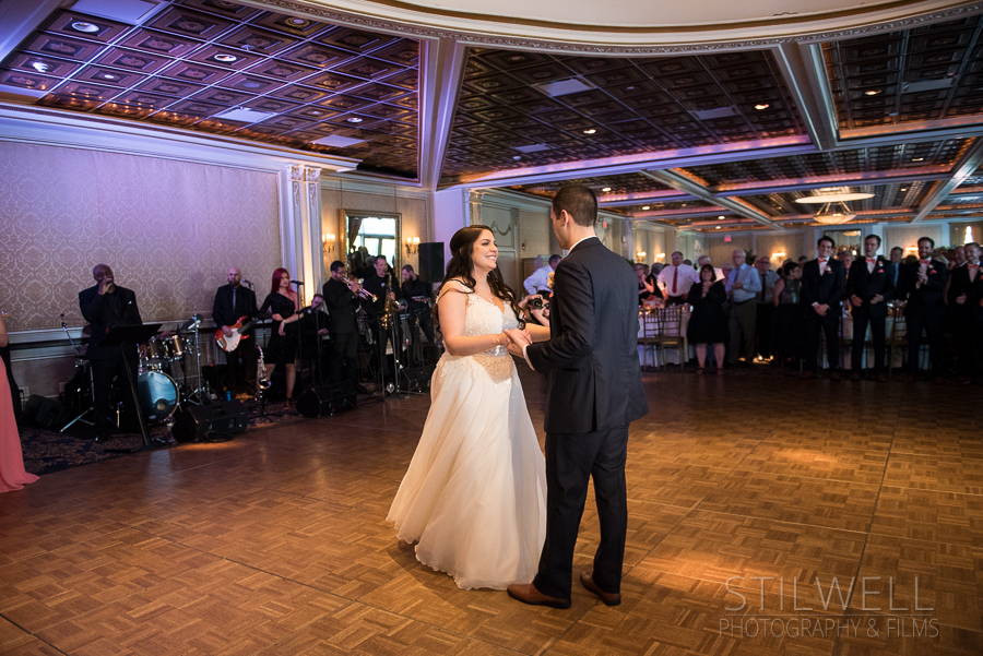 New Rochelle Wedding First Dance