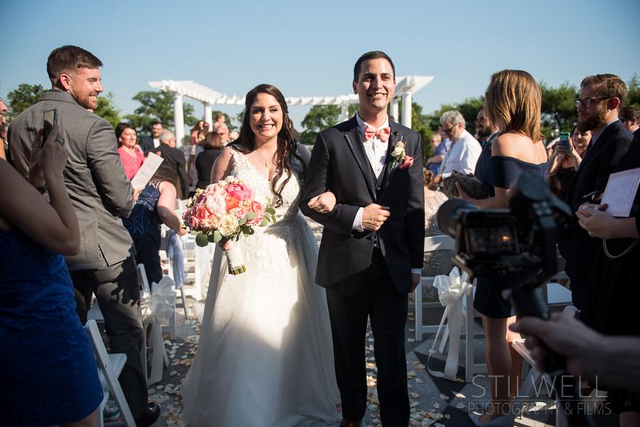 VIP Country Club Wedding Ceremony