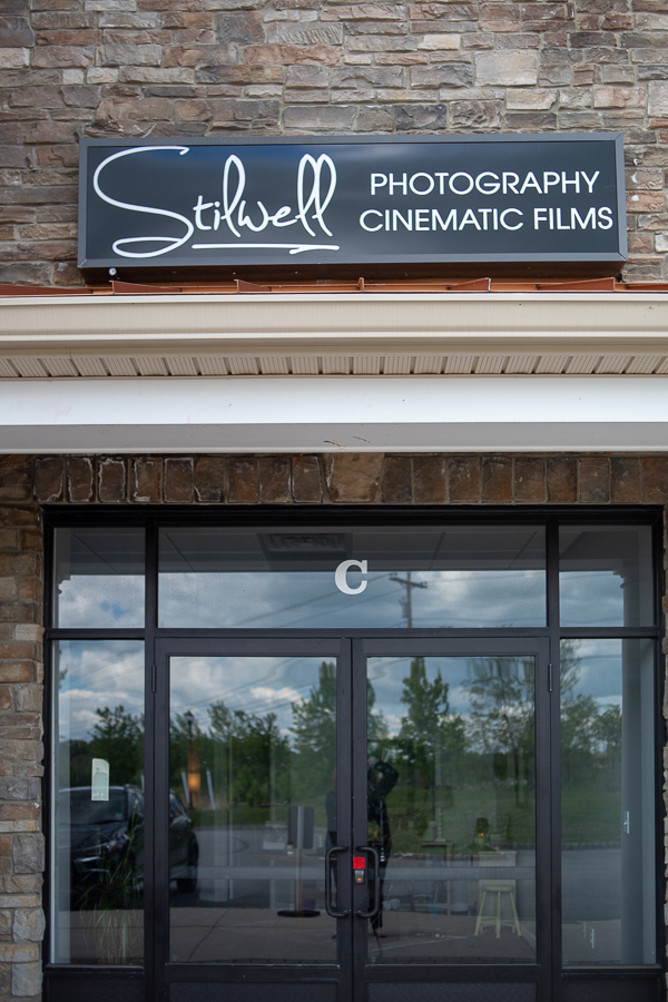 Front of Building Stilwell Photography's New Middletown Studio Location