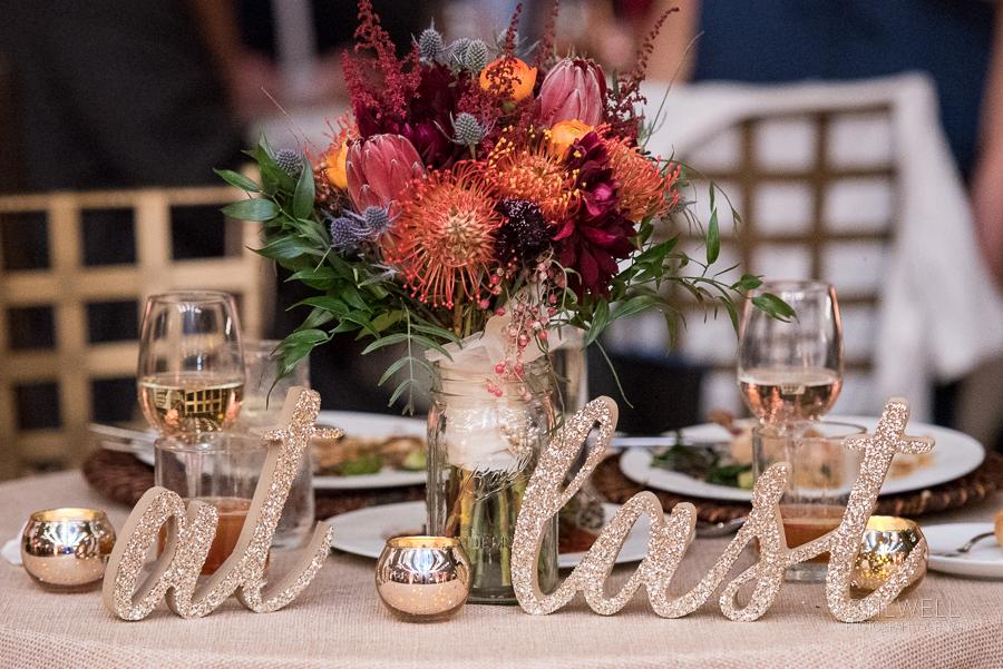 Sweetheart Table NY Wedding Stilwell Photography