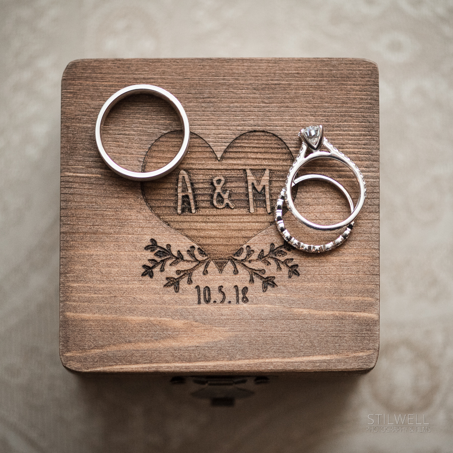 Wedding Rings Hudson Valley Wedding