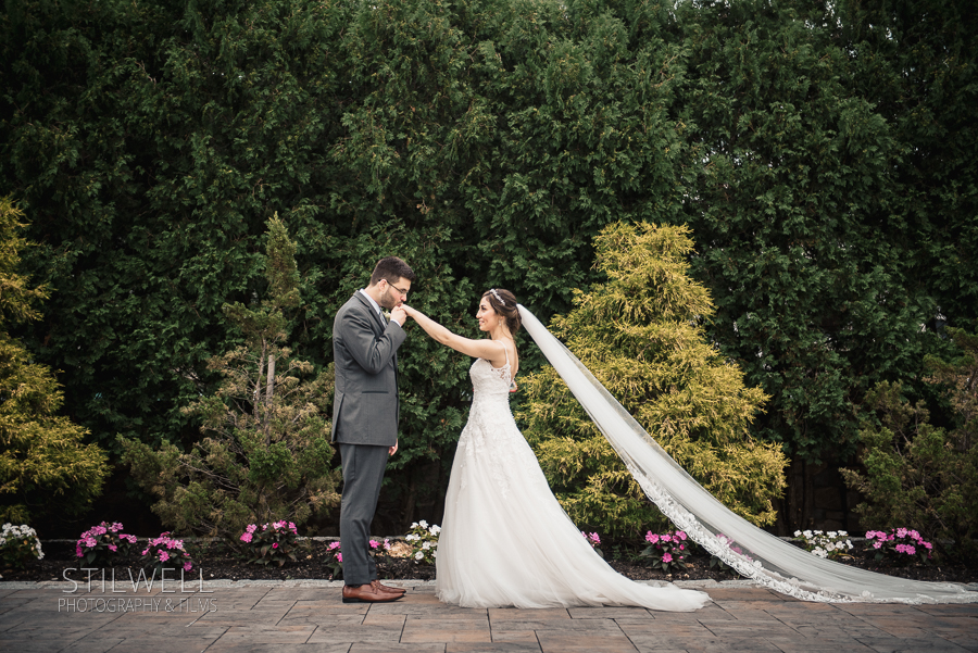 Mahopac Wedding Bride and Groom