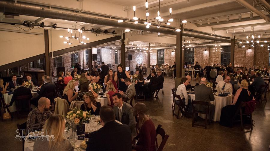 Senate Garage Wedding Reception
