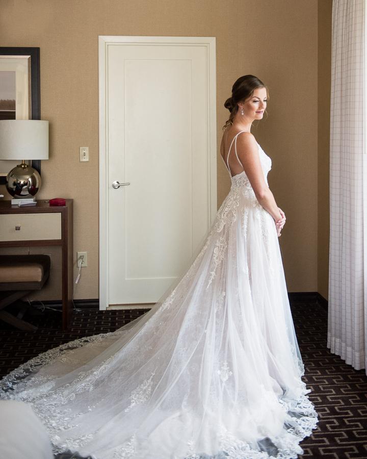 Bride Portrait Rye NY Wedding Photographer