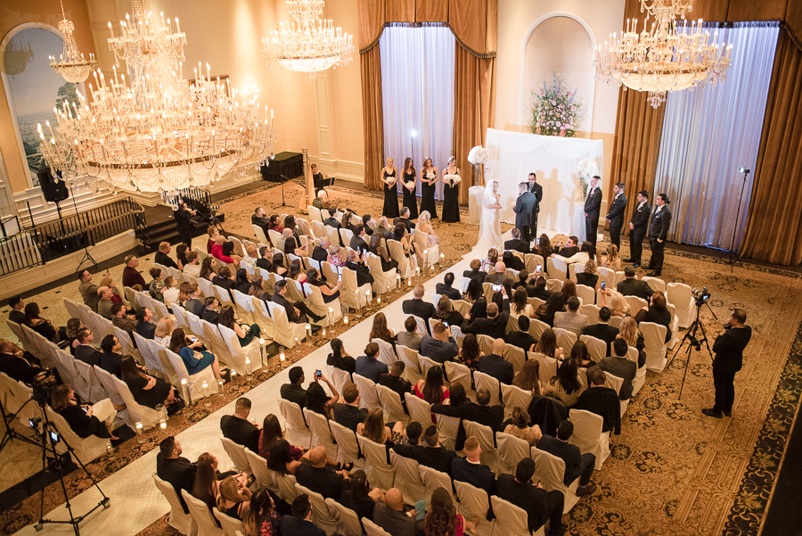 Full Ceremony NJ Wedding Photography