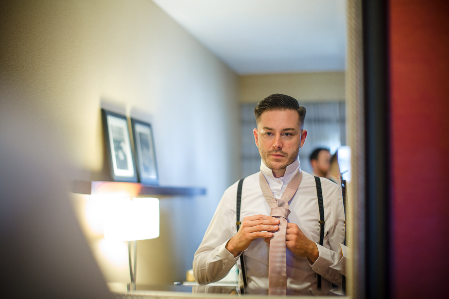Groom Preparation NY Wedding Photography
