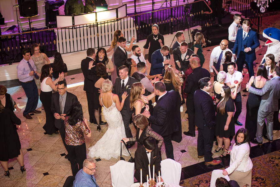 Reception Photography NJ Wedding Il Villaggio