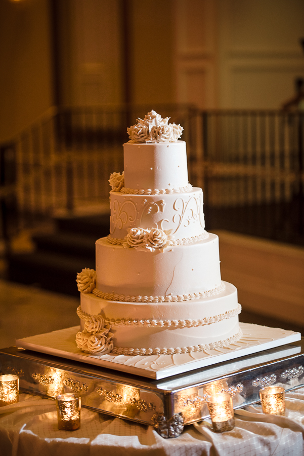 Wedding Cake Bergen County Photographer