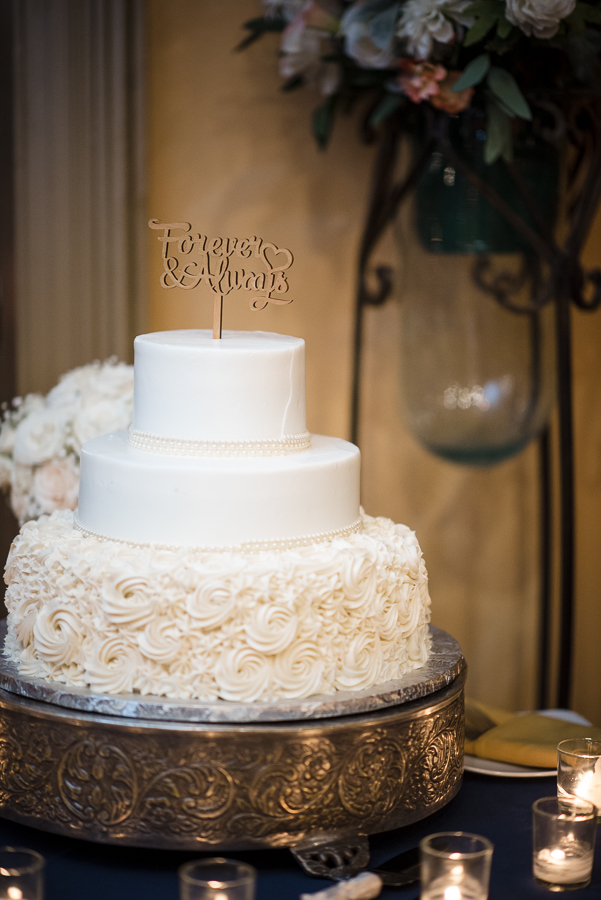 Wedding Cake F.E.A.S.T. Caterers