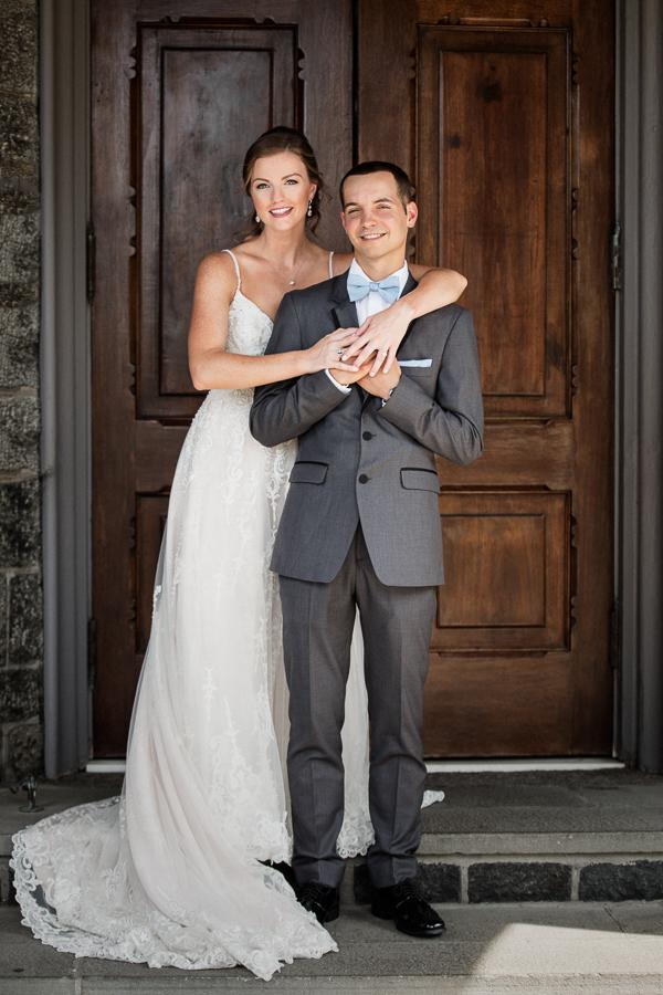 Whitby Castle Wedding Photographer Couple Portrait