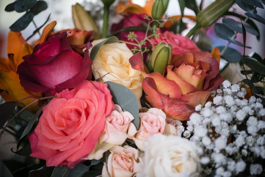 Bouquet Rustic Gilbertsville Farmhouse Wedding
