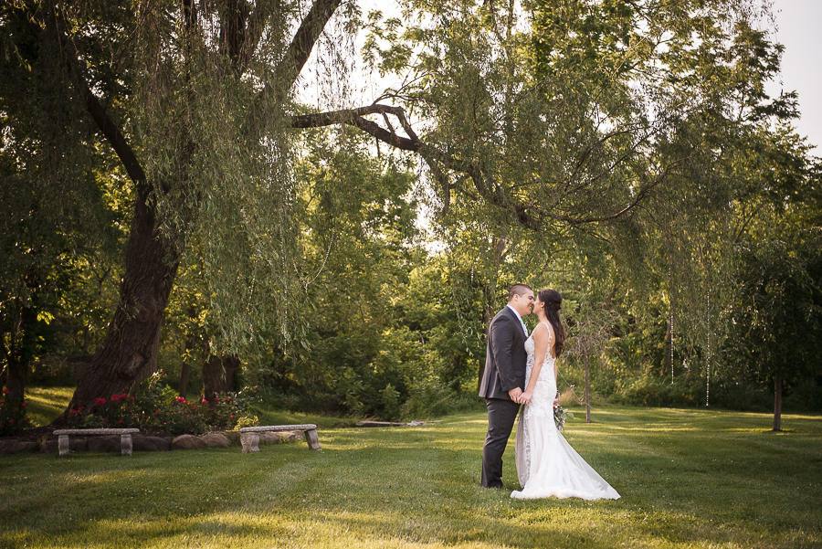 Bride and Groom Portrait Photographer Middletown NY