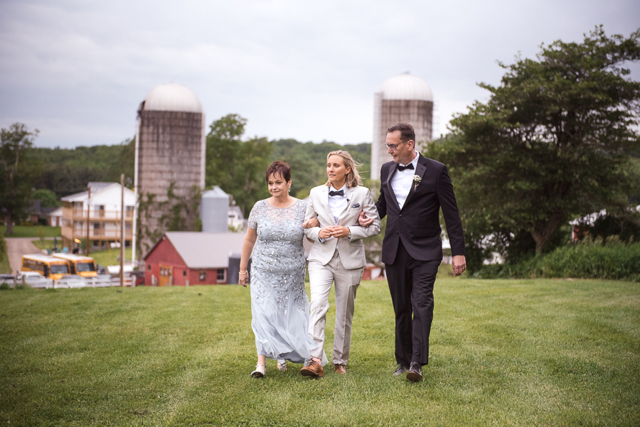 Wedding Processional South New Berlin NY