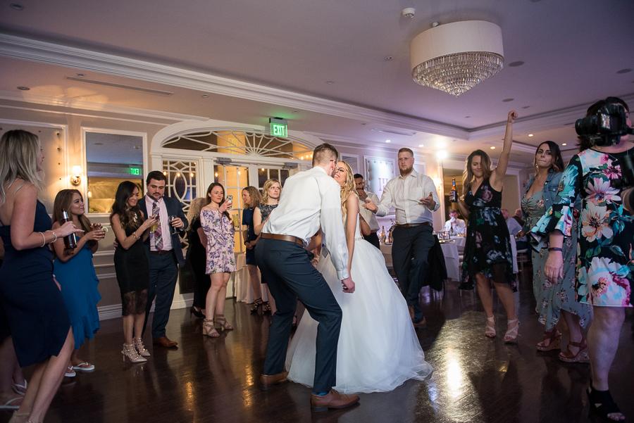 Dancing The Briarcliff Manor Wedding Reception