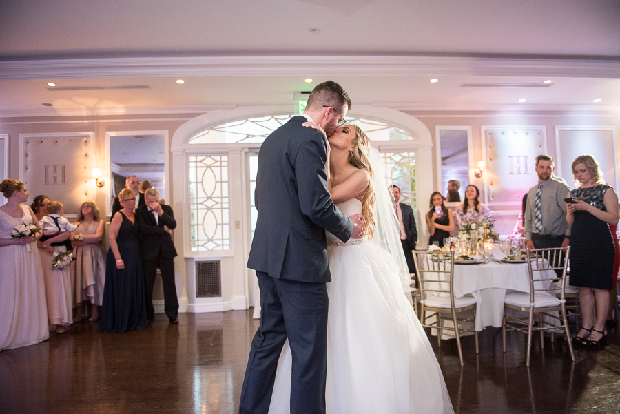 The Briarcliff Manor First Dance Pictures