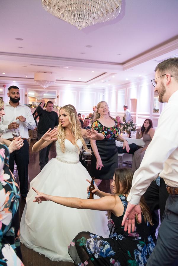 The Briarcliff Manor Wedding Reception