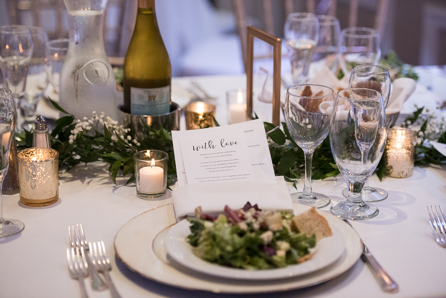 The Briarcliff Manor Westchester Wedding Reception