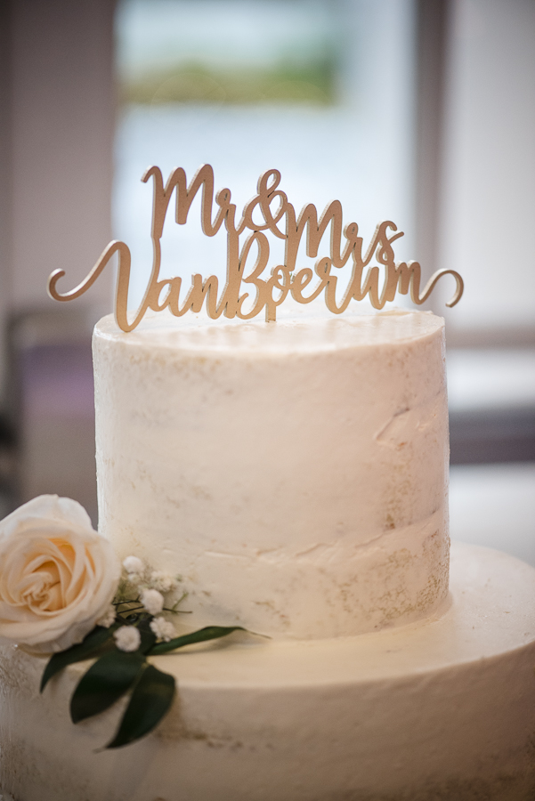 Wedding Cake Details The Briarcliff Manor Photographer
