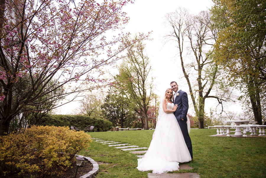 Wedding Couple The Briarcliff Manor Photography