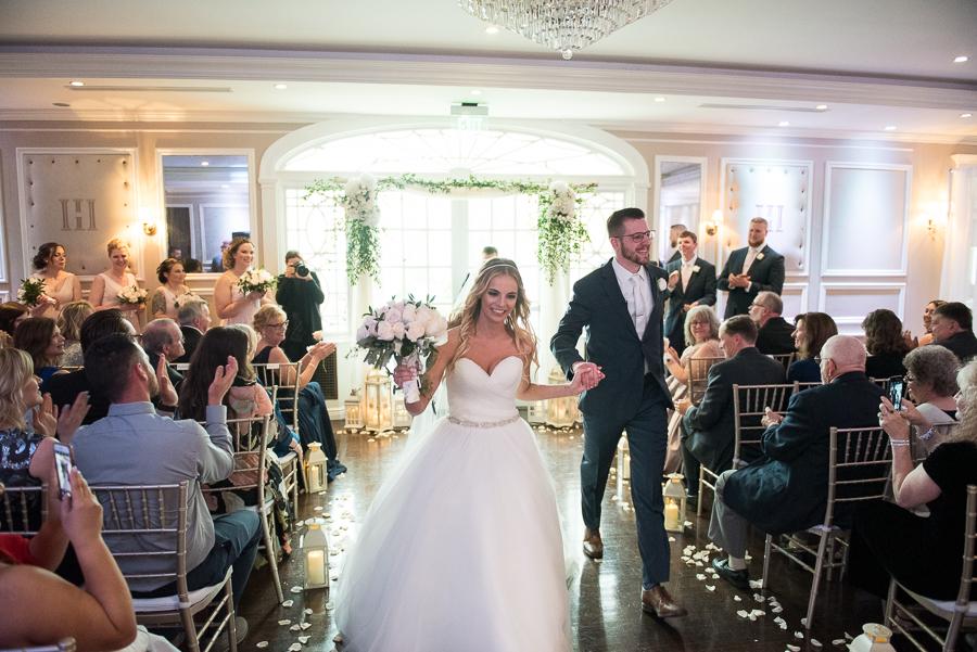Westchester Wedding Ceremony Briarcliff Manor