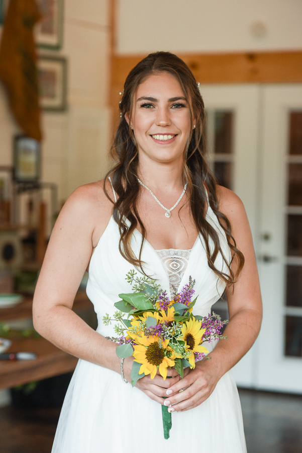 Bride Hudson Valley Micro Weddings Photographer