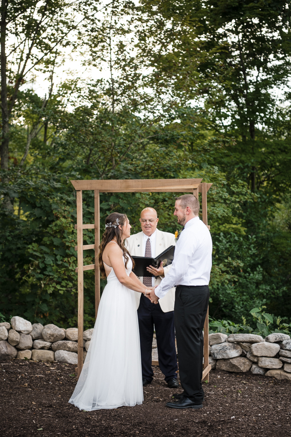 Micro Wedding Ceremony Photography