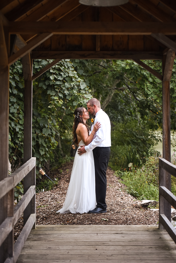 Rustic Micro Wedding Hudson Valley Photographer