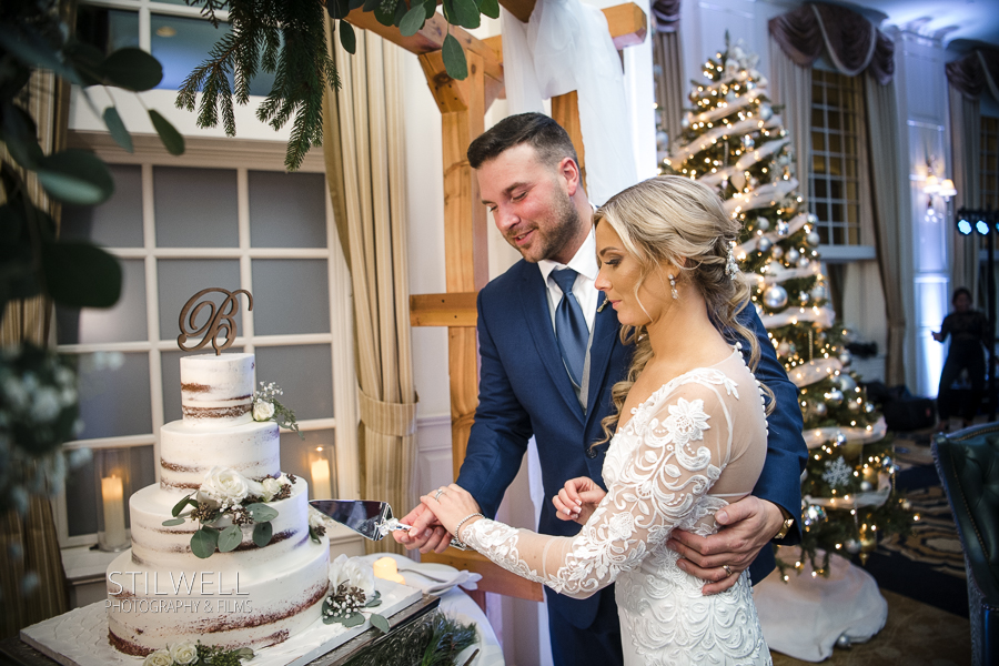 Cake Cutting NJ Wedding Photography and Films
