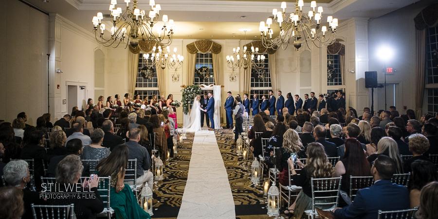 Crystal Springs NJ Wedding Ceremony