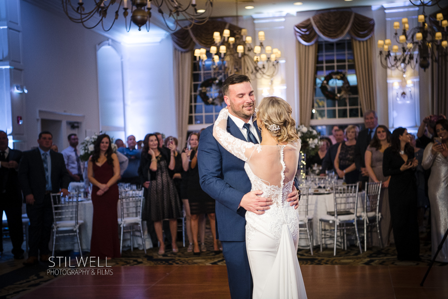 First Dance NJ Wedding Photography and Video
