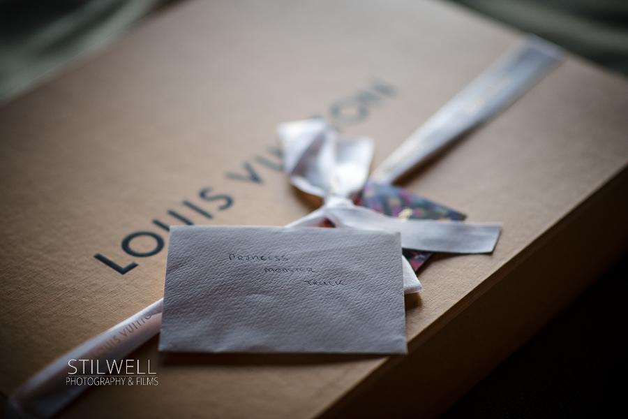 Louis Vuitton Gift NJ Wedding