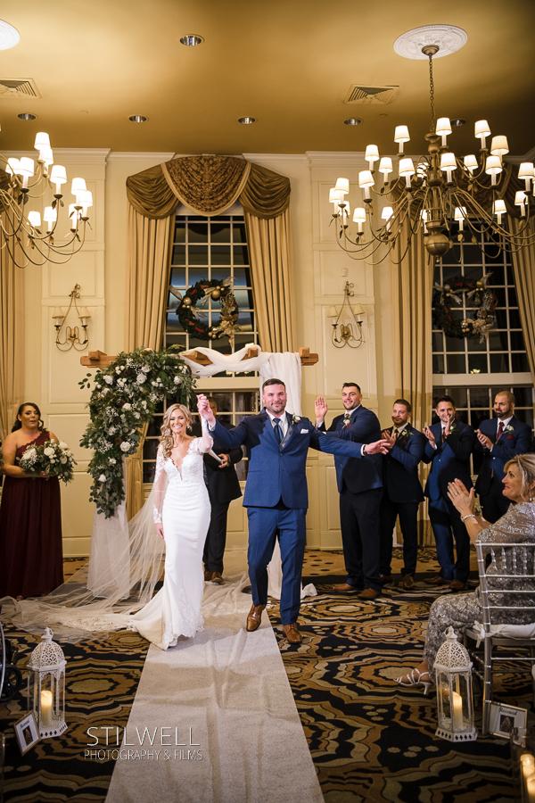 NJ Crystal Springs Wedding Ceremony