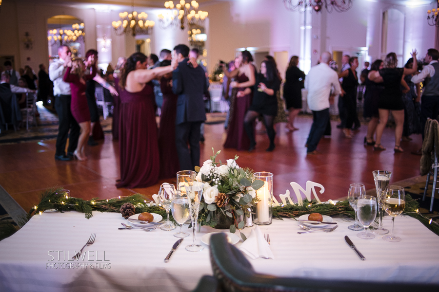 NJ Wedding Reception Crystal Springs Resort and Spa