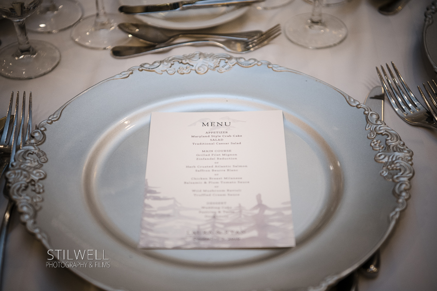 Reception Crystal Springs Photography