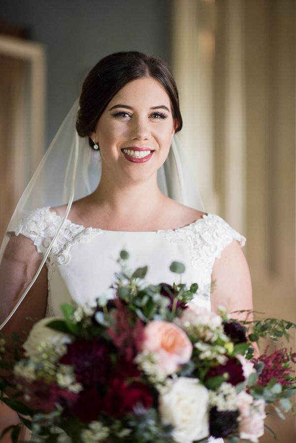 Bride Portrait Photography Washingtonville FEAST at Round Hill