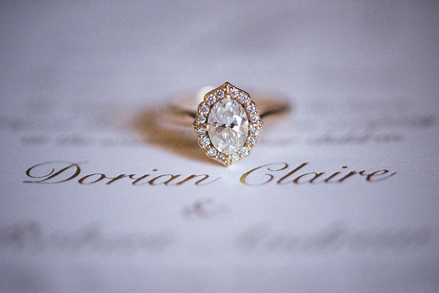 Engagement Ring Poughkeepsie NY Wedding