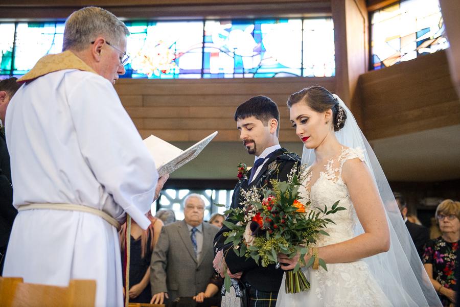 Marist Chapel New York Wedding