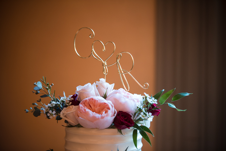 Wedding Cake FEAST at Round Hill Pictures