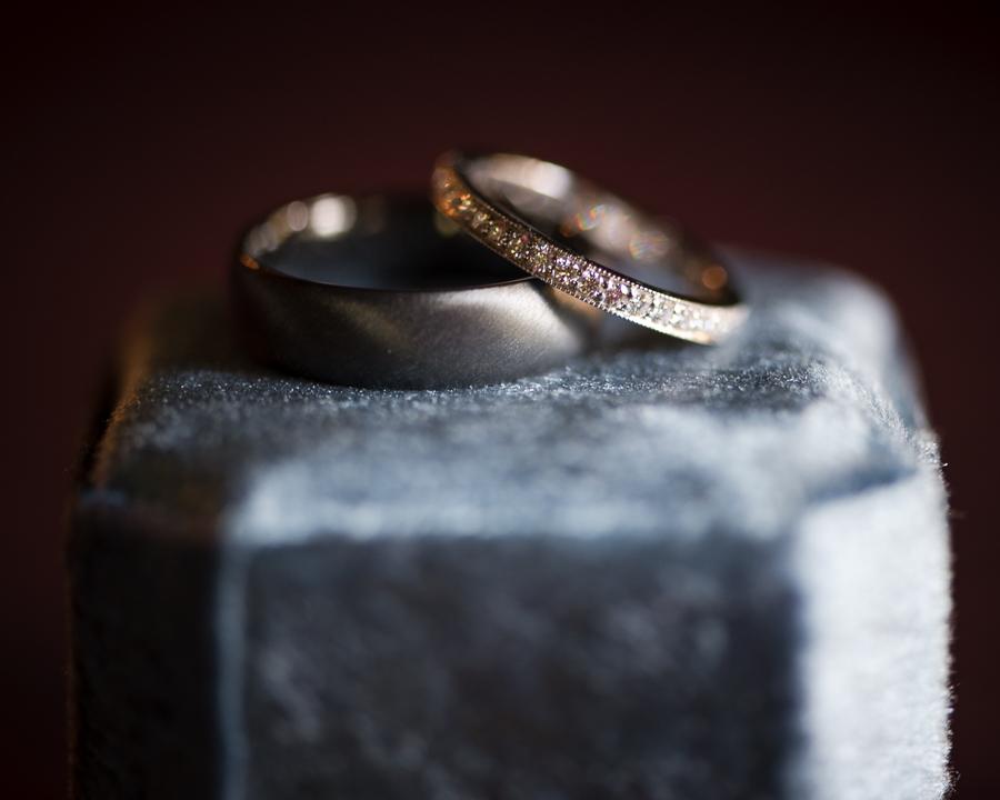 Wedding Rings Washingtonville NY FEAST at Round Hill